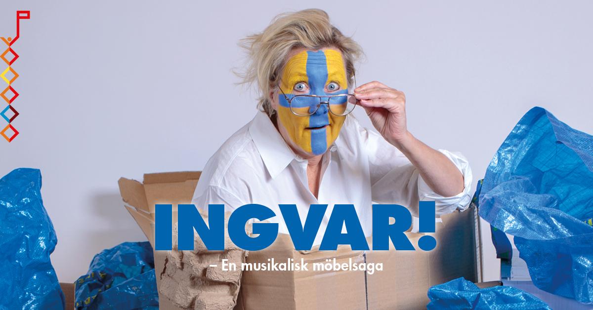 Ingvar! - En musikalisk möbelsaga