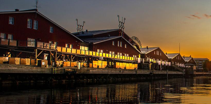 Kulturnatten på Norrbottensteatern